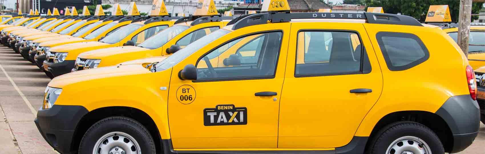 Noticias del sector del taxi y la movilidad en Benín. Mantente informado de todas las noticias del taxi de Benín en el grupo de Facebook de Todo Taxi.