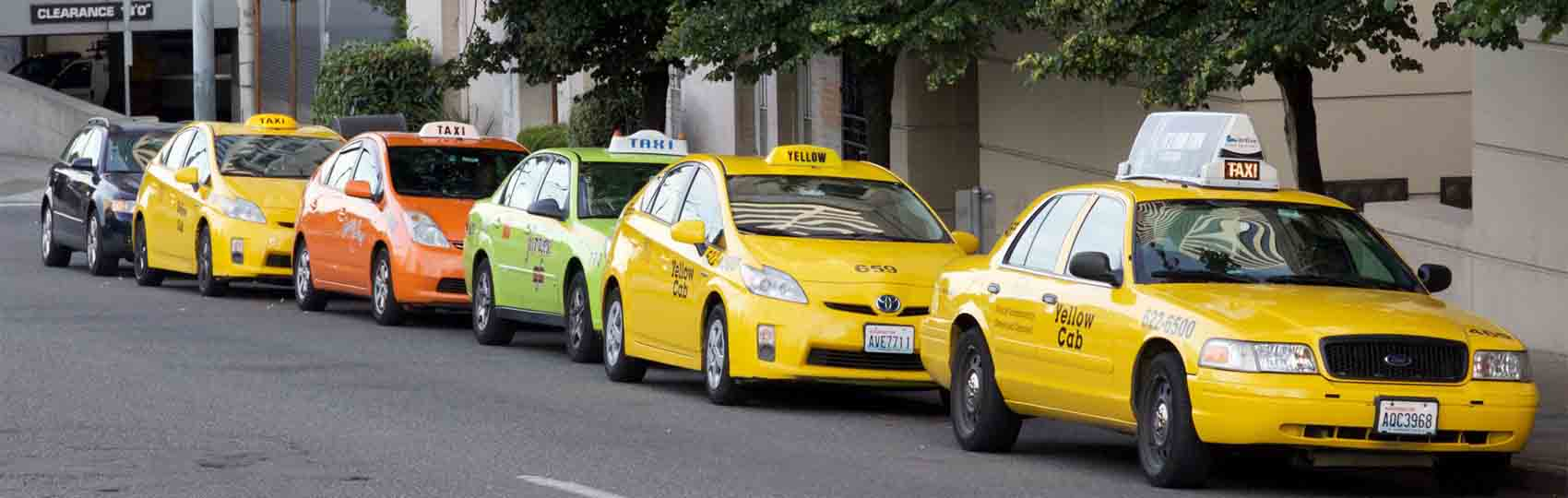 Taxi Washington