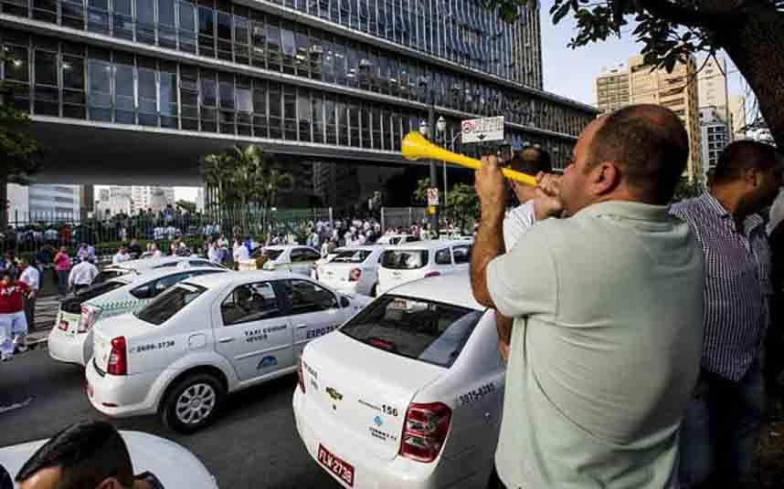 Un Tribunal de Brasil califica a los conductores de Uber como autónomos