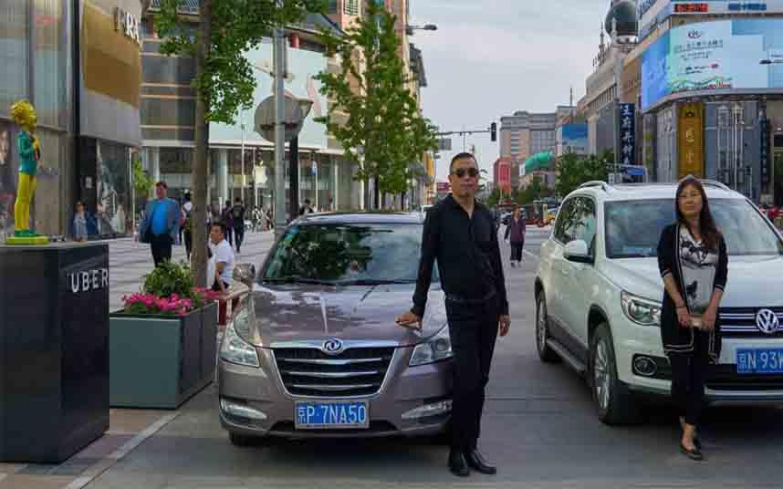 Conoces la regulación de Uber en China?