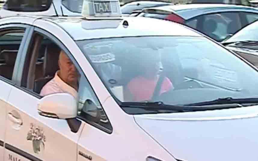 Cursos de defensa personal para las taxistas de Valencia