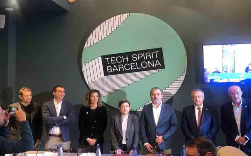 El Barcelona Tech Spirit convoca a Uber, Glovo y Airbnb