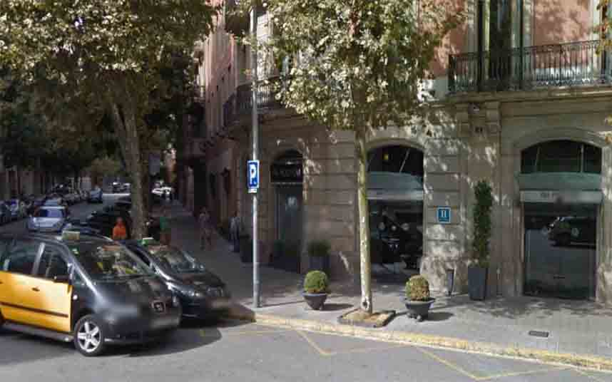 El hotel NH Barcelona Pódium se suma a las prácticas ilegales con Cabify