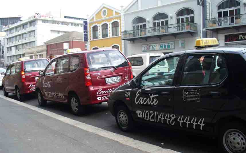 Informe 2020 sobre la industria del taxi en Sudáfrica