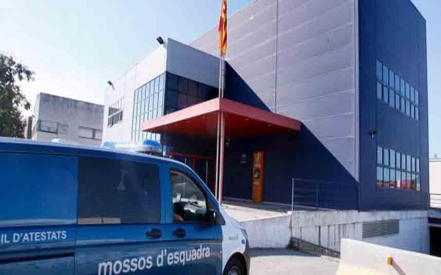 Ingresa en prisión un hombre por asaltar a dos taxistas en Girona