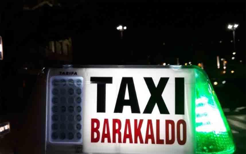 La Policía Local de Barakaldo y los taxistas lucharán contra las prácticas ilegales de los VTC