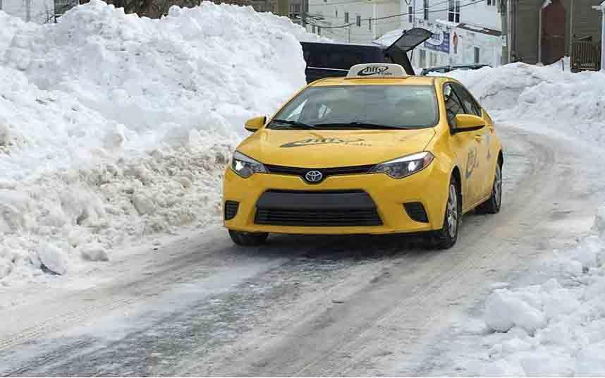La industria del taxi en Terranova y Labrador (Canadá) al borde del colapso