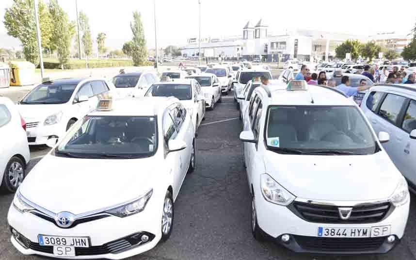 Las nuevas tarifas del taxi de Córdoba siguen estancadas