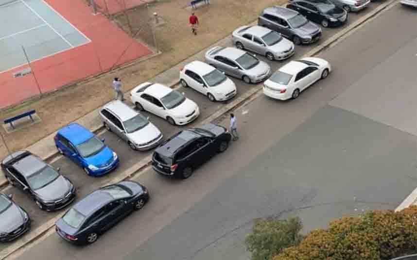 Los residentes de Sydney están hartos de que los conductores de Uber orinen en su barrio