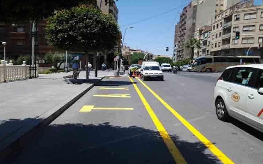 Los taxis de Marina Baixa en Alicante suben las tarifas después de seis años