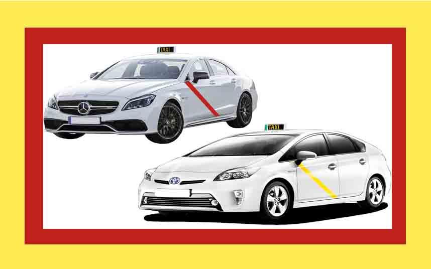 Los taxistas no dialogarán con los ilegales de Uber y Cabify