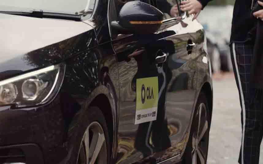 Ola entra en Londres para competir con Uber y Bolt