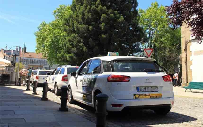 Santiago de Compostela convoca pruebas para obtener el carnet de taxista
