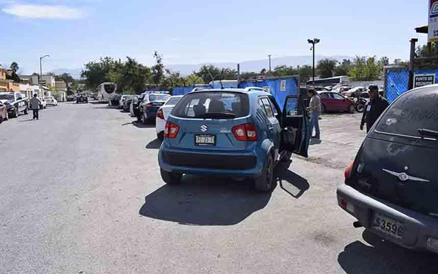 Siguen los controles a los piratas de Uber e InDrive en Monclova (México)
