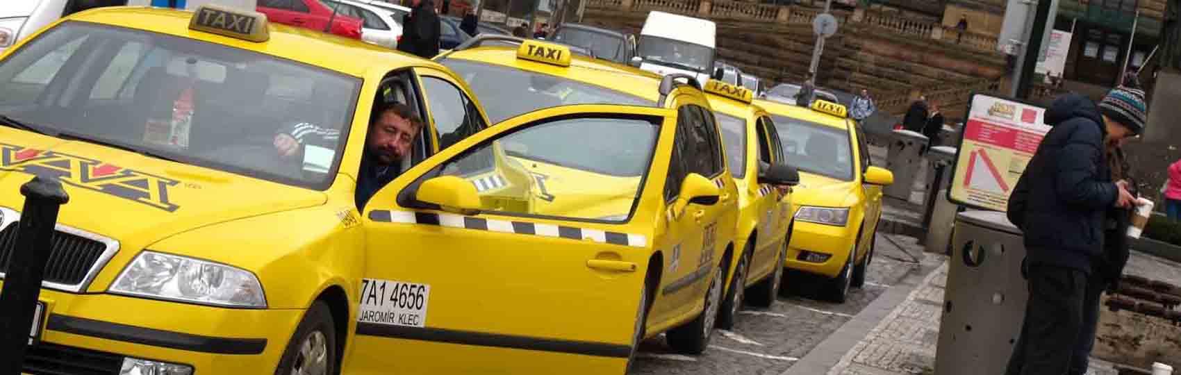 Noticias del sector del taxi y la movilidad en Chequia. Mantente informado de todas las noticias del taxi de Chequia en el grupo de Facebook de Todo Taxi.