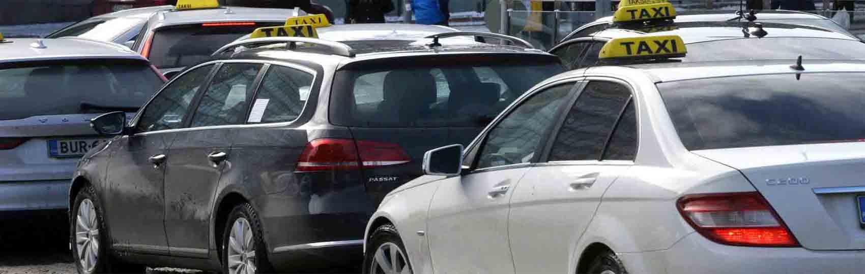 Noticias del sector del taxi y la movilidad en Finlandia. Mantente informado de todas las noticias del taxi de Finlandia en el grupo de Facebook de Todo Taxi.
