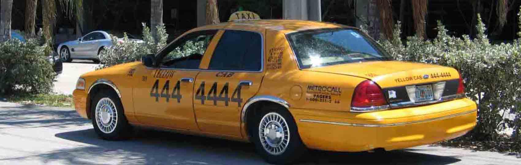 Noticias del sector del taxi y la movilidad en Florida. Mantente informado de todas las noticias del taxi de Florida en el grupo de Facebook de Todo Taxi.