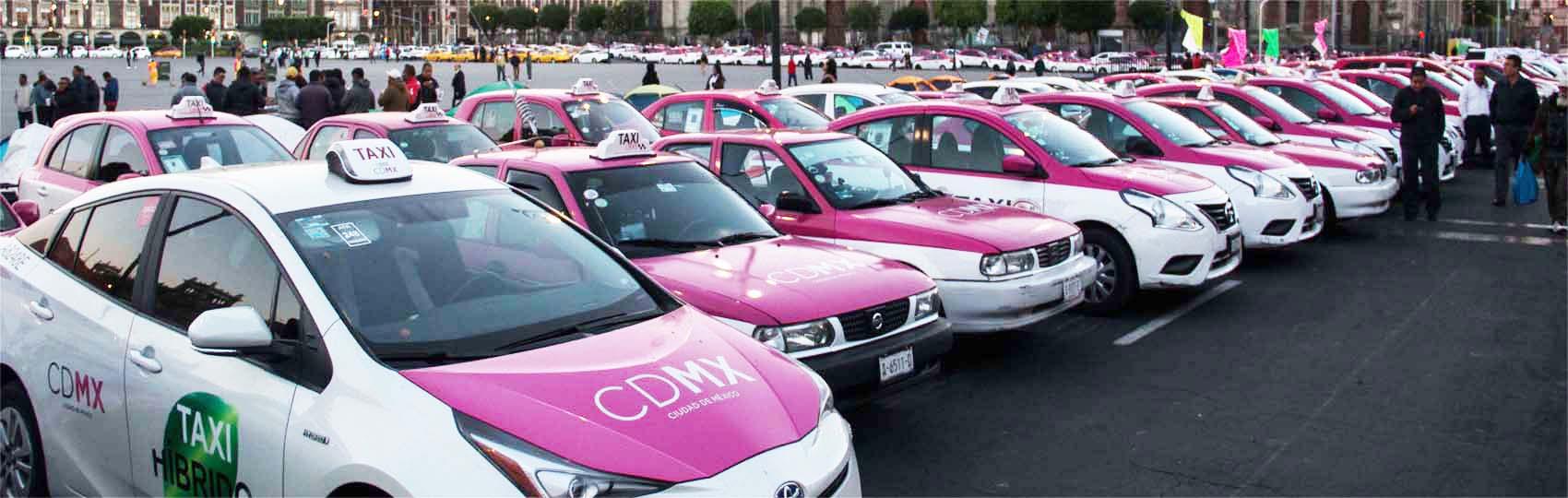 Noticias del sector del taxi y la movilidad en México. Mantente informado de todas las noticias del taxi de México en el grupo de Facebook de Todo Taxi.