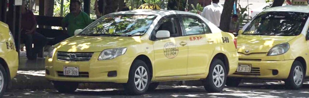 Noticias del sector del taxi y la movilidad en Paraguay. Mantente informado de todas las noticias del taxi de Paraguay en el grupo de Facebook de Todo Taxi.