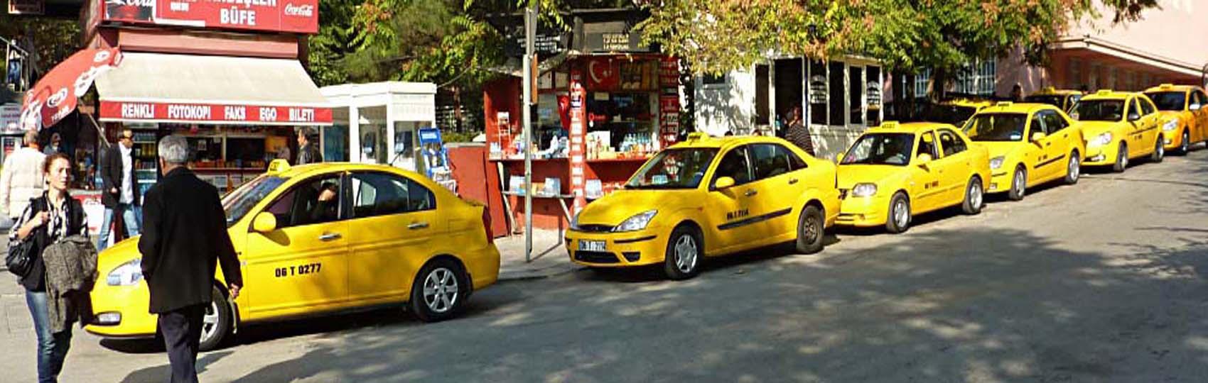 Noticias del sector del taxi y la movilidad en Turquía. Mantente informado de todas las noticias del taxi de Turquía en el grupo de Facebook de Todo Taxi.