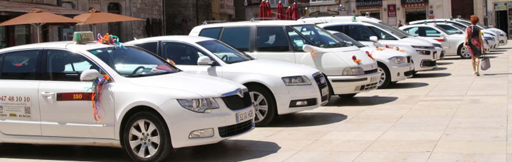 Noticias del sector del taxi y la movilidad en Valladolid. Mantente informado de todas las noticias del taxi de Valladolid en el grupo de Facebook de Todo Taxi.