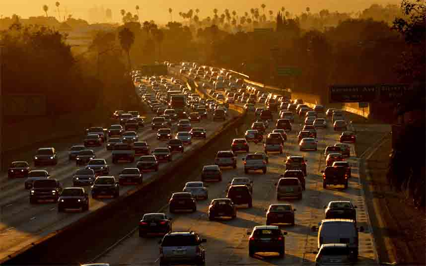 California descubre que ir en Uber o Lyft contamina más que ir en tu propio coche
