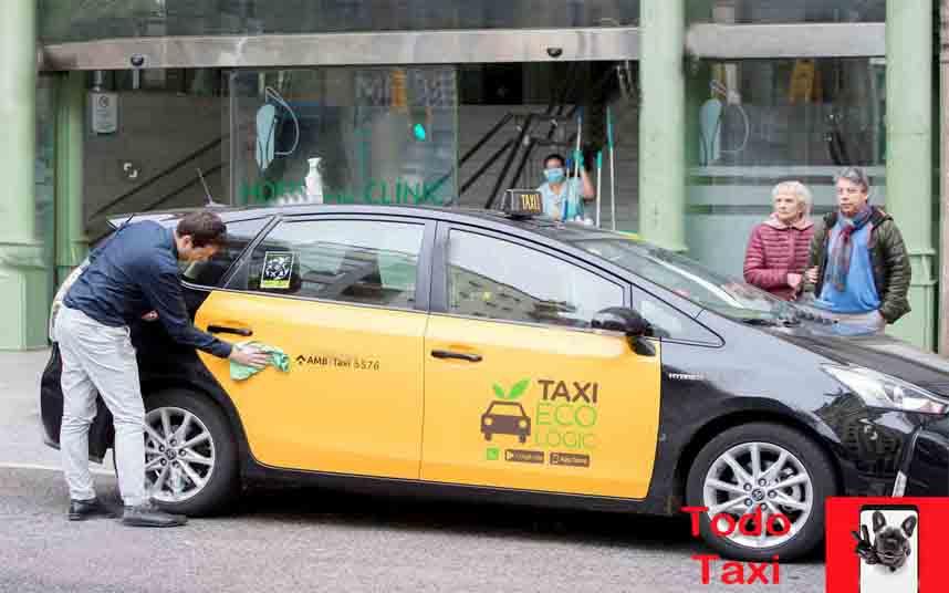 El Área Metropolitana de Barcelona regula por fin el taxi ante la crisis del coronavirus