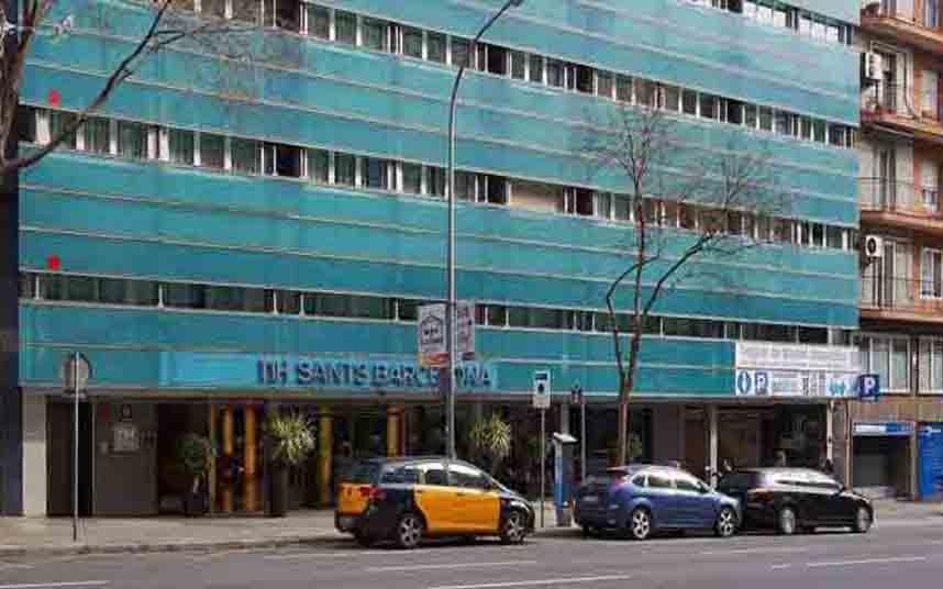 El Hotel NH Sants Barcelona se apunta a las prácticas ilegales