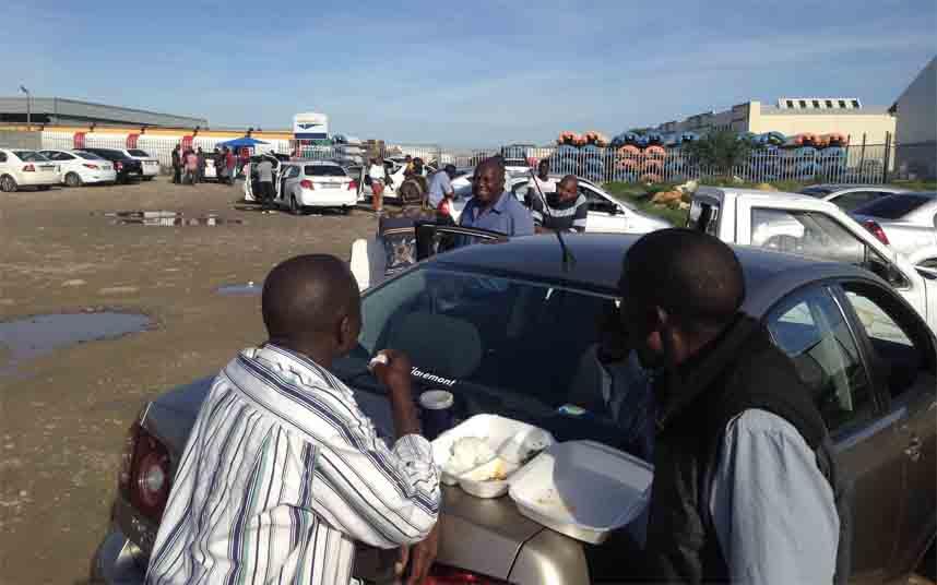 El gobierno introduce reglas más estrictas para Uber en Sudáfrica