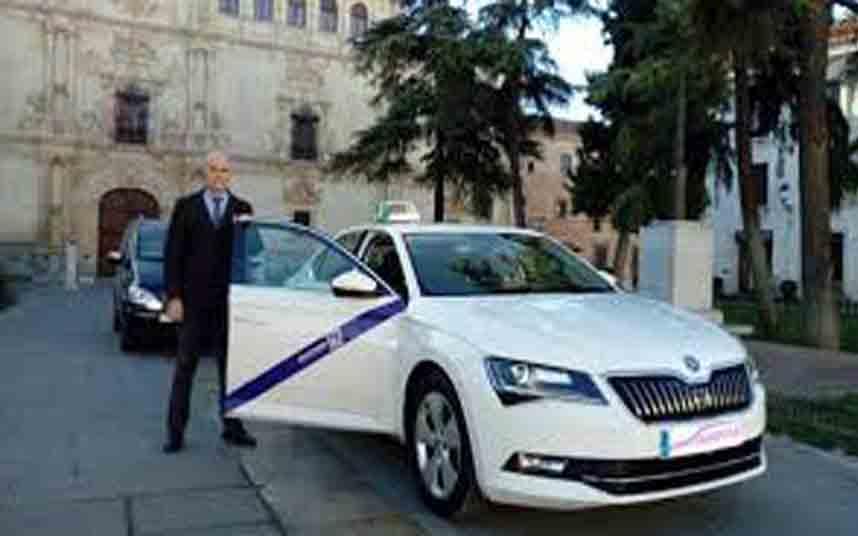 El taxi de Alcalá de Henares sigue con el servicio público gratuito a los sanitarios