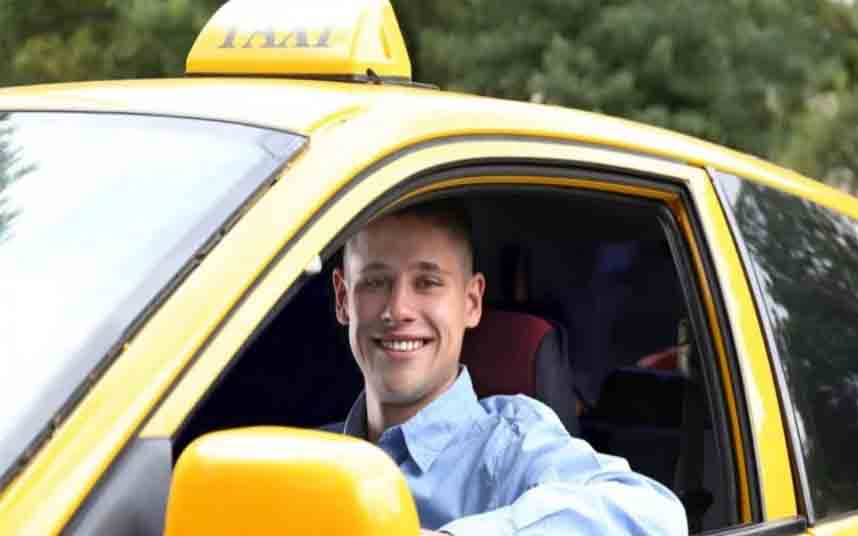 El taxi de Kiev, en Ucrania, no sufrirá restricciones por el coronavirus