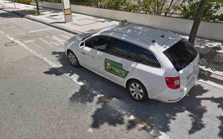 El taxi del Pamplona reduce su flota a la mitad por el coronavirus