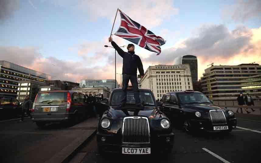 La batalla por el mercado del transporte de pasajeros en Londres es insostenible