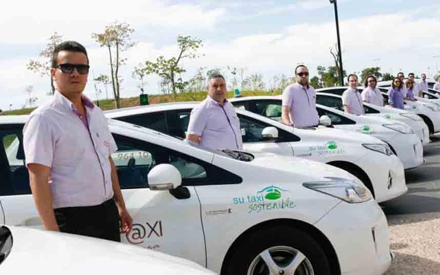 La empresa Su Taxi de Benicàssim ofrece servicios gratuitos a personal sanitario