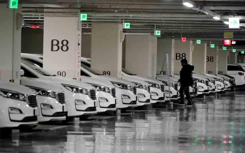 Los taxistas de Corea del Sur ganan la batalla a las Apps de transporte