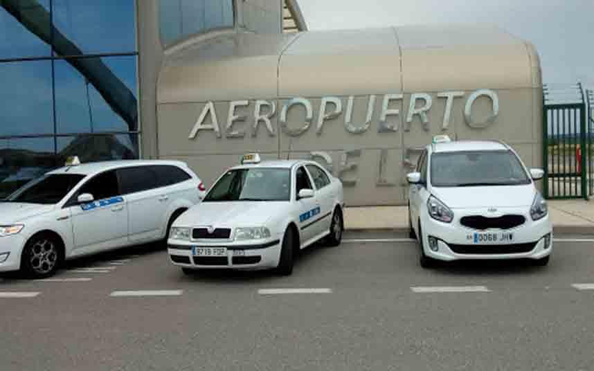 Modificación de los servicios de taxi en León frente al coronavirus