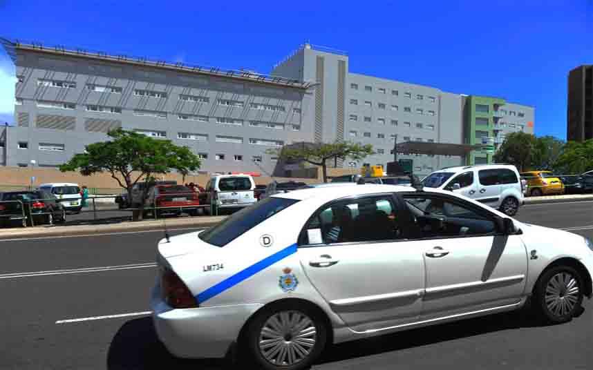Santa Cruz de Tenerife reduce la flota de taxis en un 75 por ciento