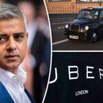 Â¿Uber ha vuelto a tocar la espalda del Alcalde de Londres?