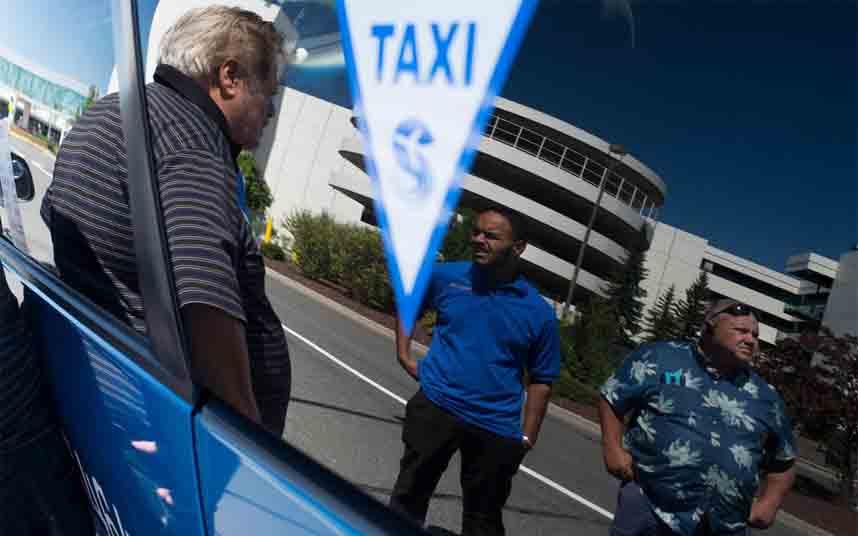 Uber no tiene licencia para operar en Spokane (Washington), pero lo hace