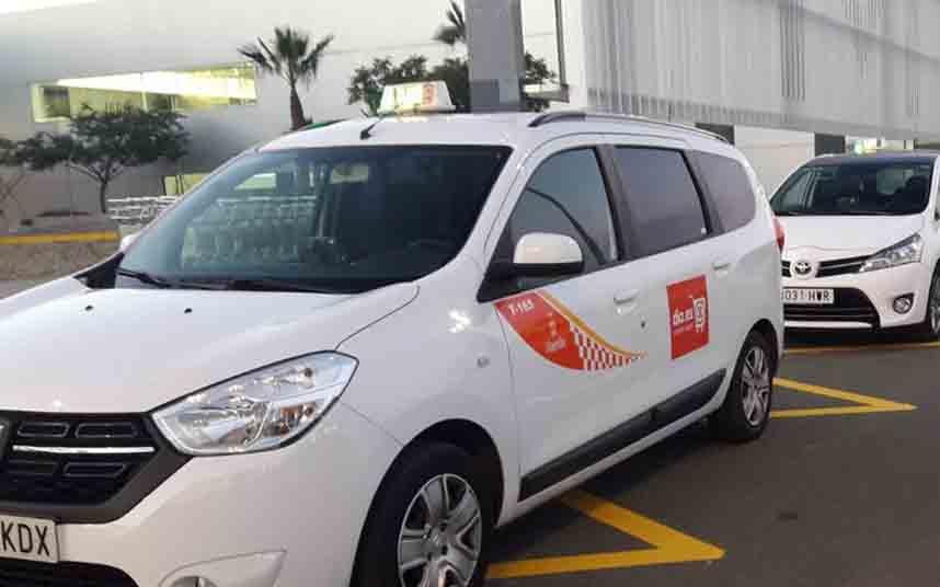 Detenido en Murcia un hombre por atracar a un taxista tras salir de la cárcel