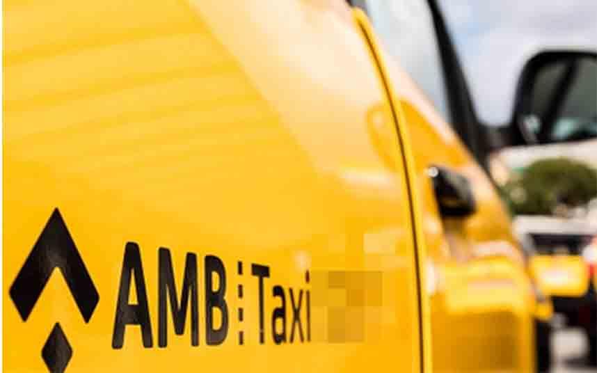 El 90% de las emisoras de taxi se unen a la propuesta de las asociaciones para la reducción de flota del AMB