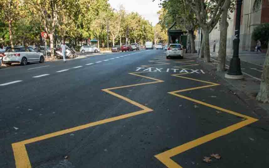 El taxi de València cubre 261 servicios sanitarios desde su puesta en marcha