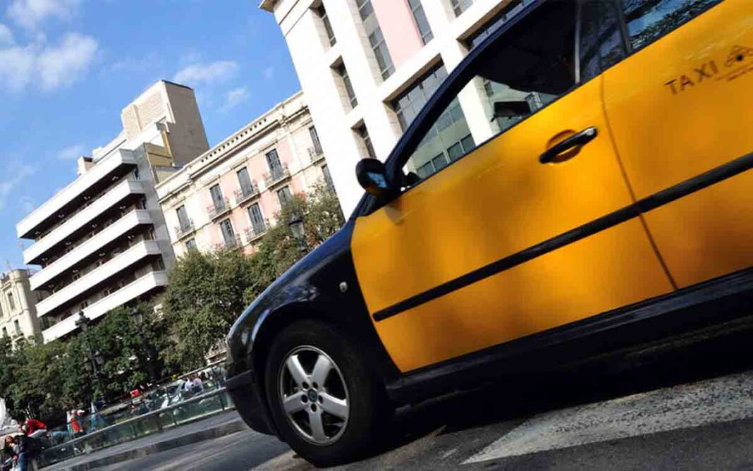 El taxi del Área Metropolitana de Barcelona dispondrá de una app pública