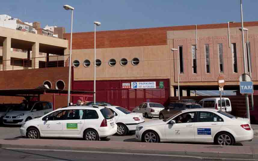 Los murcianos podrán compartir taxi con otros usuarios al contratar plazas individuales