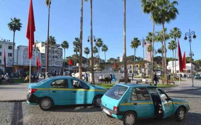 Los taxistas de Marruecos trabajan sin protección y con miedo al contagio del COVID-19