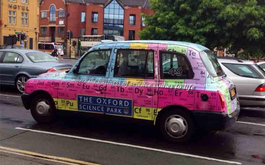 Oxford exime a los taxis cumplir con las cero emisiones por el impacto financiero