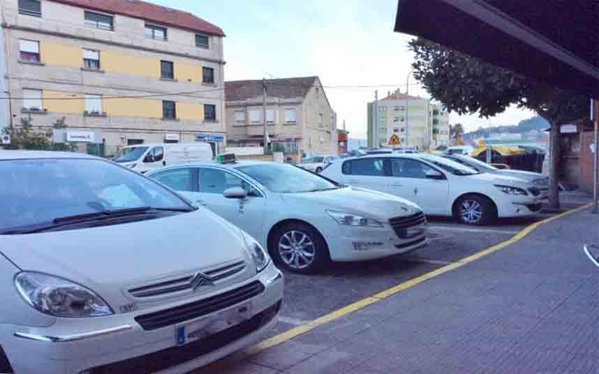 Redondela implantará el servicio de taxi a demanda para la comarca