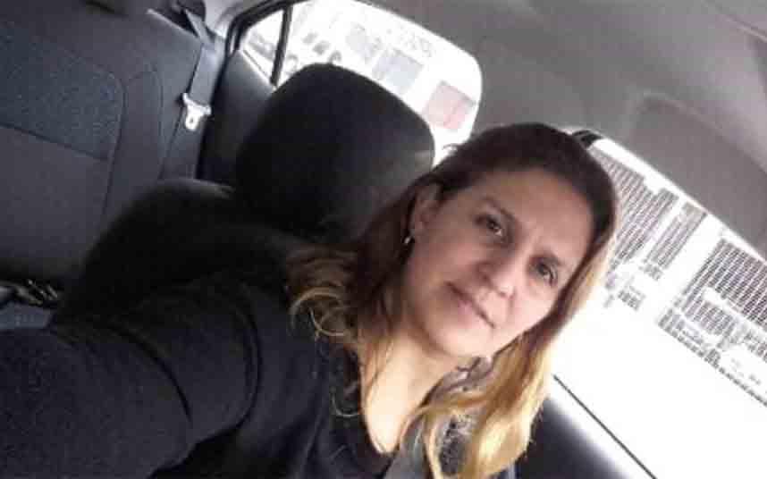 Vanessa, la taxista que traslada a pasajeros con coronavirus en Buenos Aires