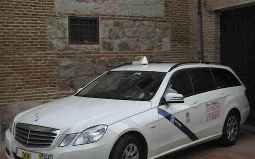 Adelante Alcalá pide ayudas para reactivar el sector del taxi