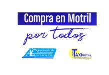 """""""Compra en Motril, por Todos"""", campaña de Radio Taxi y comerciantes"""